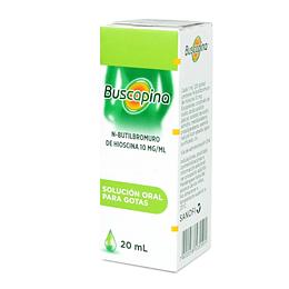 Buscapina 10 mg / ml gotas 20 ml