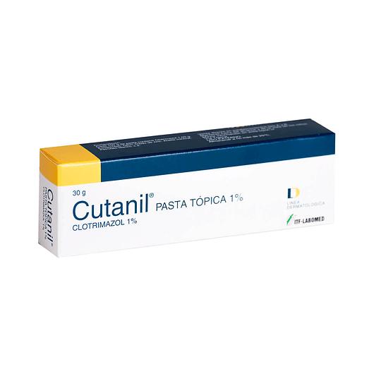 Cutanil 1% crema 30 gramos