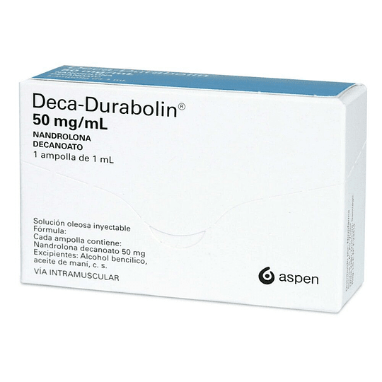 Deca Durabolin 50 mg / ml 1 ampolla