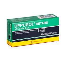 Depurol Retard 75 mg 30 comprimidos