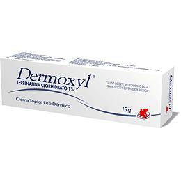 Dermoxyl 1 % crema 15 gramos