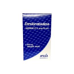 Desloratadina 2,5 mg Jarabe 60 ml
