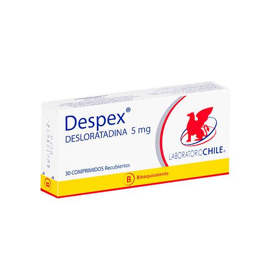 Despex 5 mg 30 comprimidos