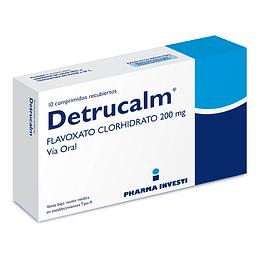 Detrucalm 200 mg 10 comprimidos