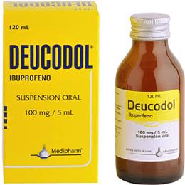 Deucodol 100 mg / 5 ml Jarabe 120 ml