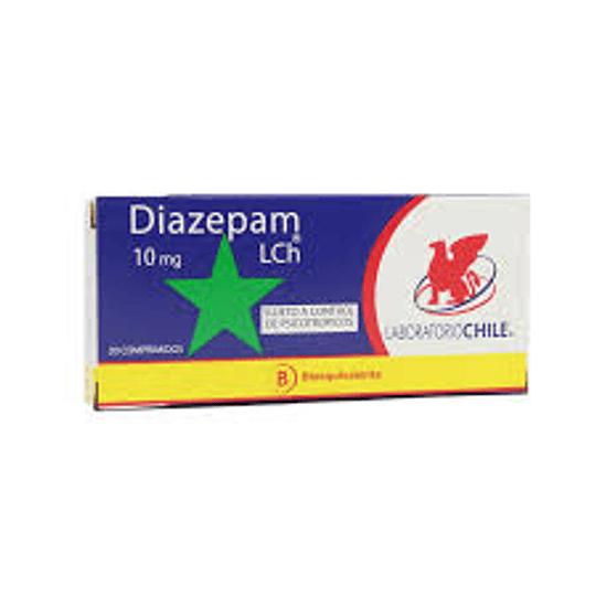 Diazepam 10 mg 20 comprimidos