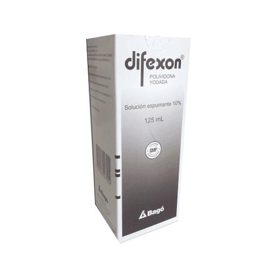 Difexon 10 % Solución yodada 125 ml