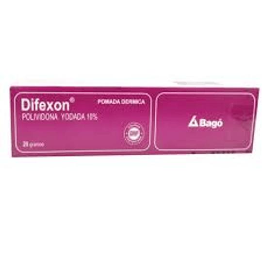 Difexon 10 % Pomada dérmica 25 gramos