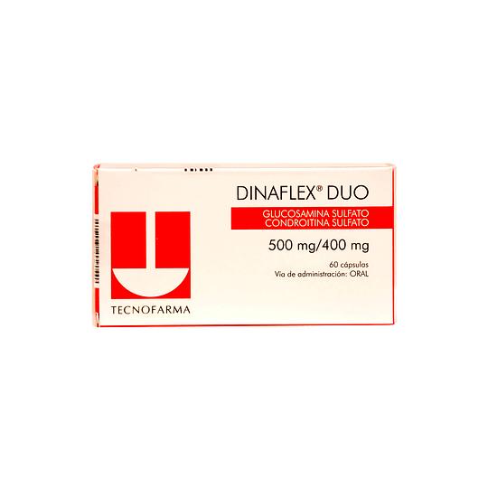 Dinaflex Duo 500 mg 60 cápsulas