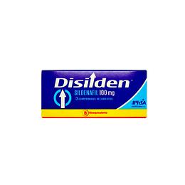 Disilden 100 mg 1 comprimidos