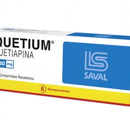 Quetium 100 mg 30 comprimidos