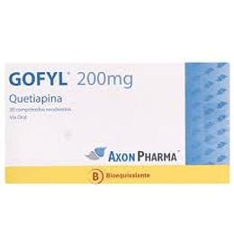 Gofyl 200 mg 30 comprimidos