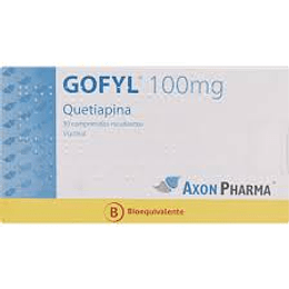 Gofyl 100 mg 30 comprimidos