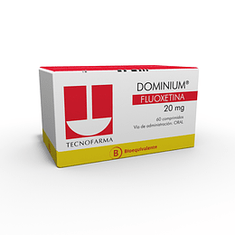 Dominium 20 mg 60 comprimidos