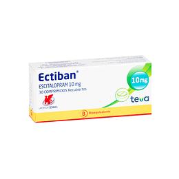 Ectiban 10 mg 30 comprimidos