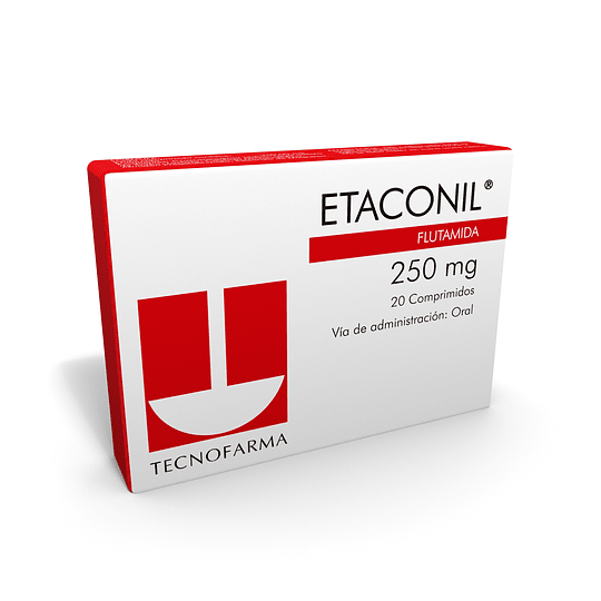 Etaconil 250 mg 20 comprimidos