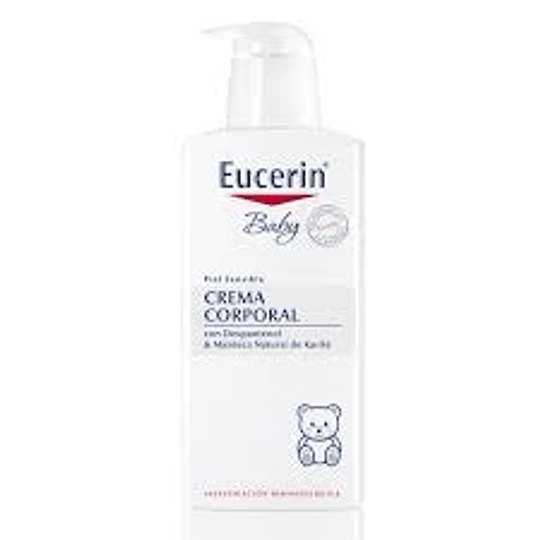 Eucerin Baby crema corporal 400 ml