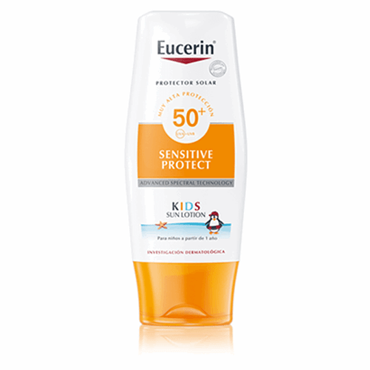 Eucerin Sun SPF50+ Kids 150 ml