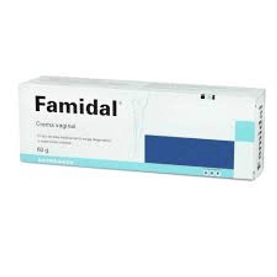 Famidal crema vaginal 60 gramos