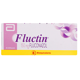Fluctin 150 mg 2 cápsulas