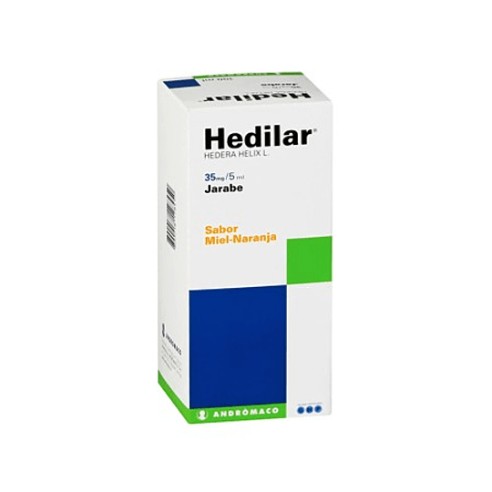 Hedilar 35 mg / 5ml Jarabe 120 ml