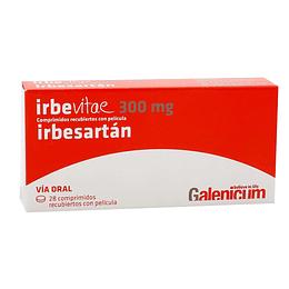 Irbevitae 300 mg 28 comprimidos