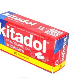 Kitadol 500 mg 24 comprimidos