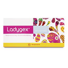 Ladygex 28 comprimidos