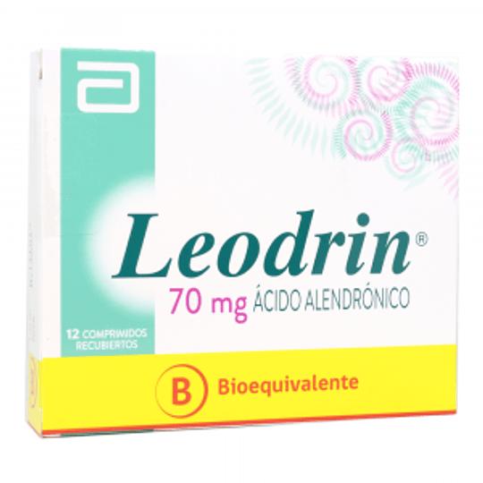 Leodrin 70 mg 12 comprimidos