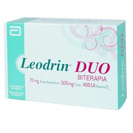 Leodrin Duo Biterapia 4 + 56 comprimidos