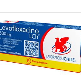 Levofloxacino 500 mg 7 comprimidos.