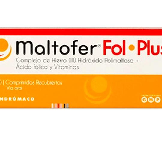 Maltofer Fol Plus 30 comprimidos