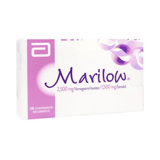 Marilow 28 comprimidos