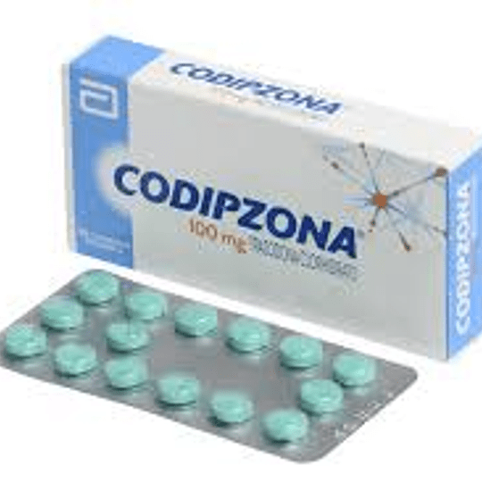 Codipzona 100 mg 30 comprimidos