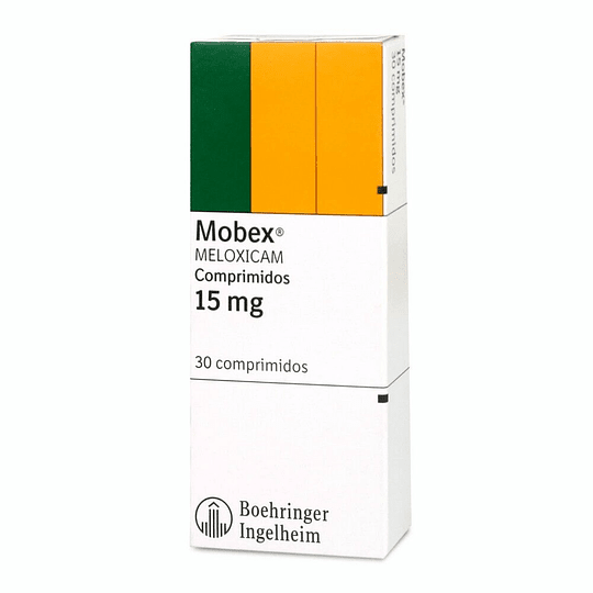 Mobex 15 mg 30 comprimidos
