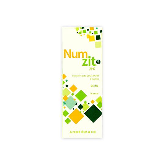 Num Zit 5 mg / ml Gotas 25 ml