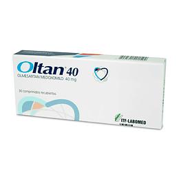 Oltan 40 mg 30 comprimidos