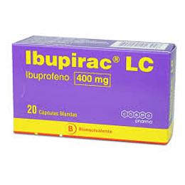 Ibupirac LC 400 mg 10 comprimidos