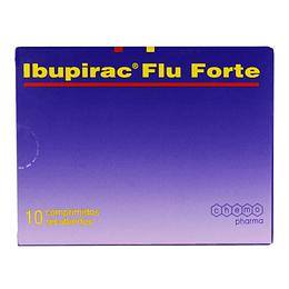 Ibupirac Flu Forte 10 comprimidos