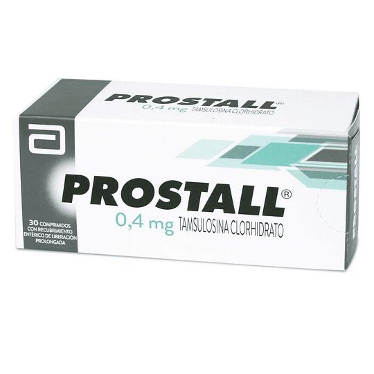 Prostall 0,4 mg 30 comprimidos