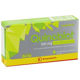 Quinobiot 500 mg 10 comprimidos