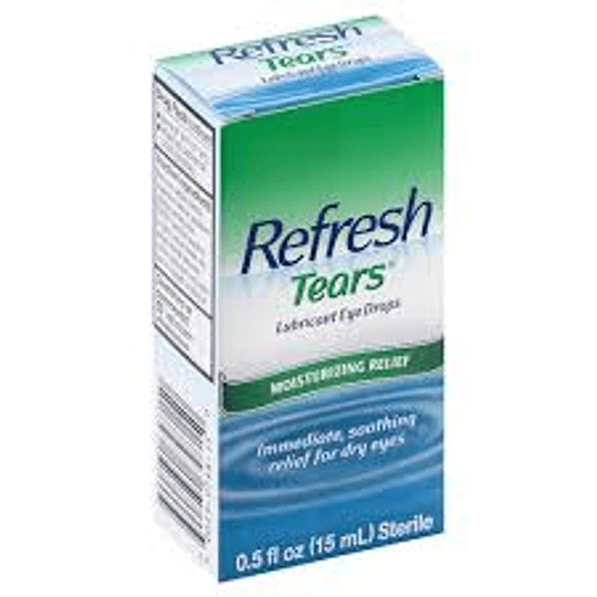 Refresh Tears Gotas 15 ml