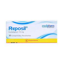 Reposil 10 mg 30 comprimidos