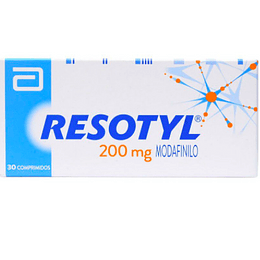 Resotyl 200 mg 30 comprimidos