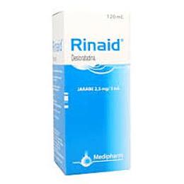 Rinaid 2,5 / 5 ml Jarabe 120 ml