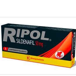 Ripol 50 mg 1 comprimidos