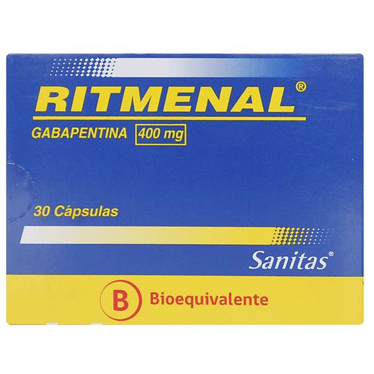 Ritmenal 400 mg 30 comprimidos
