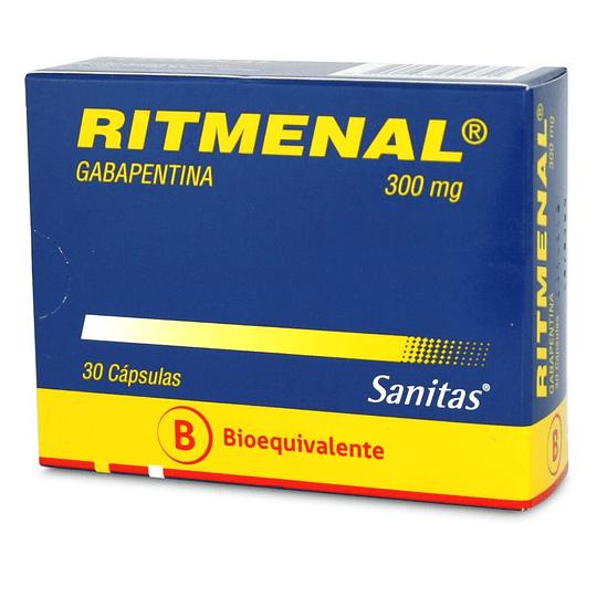 Ritmenal 300 mg 30 comprimidos