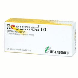 Rosumed 10 mg 30 comprimidos