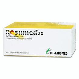 Rosumed 20 mg 60 comprimidos